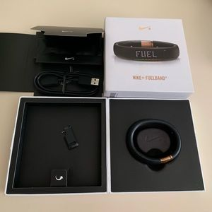 Nike Limited Edition Rose Gold Fuel Band